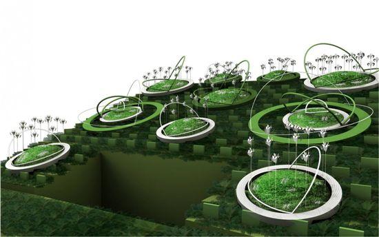 초록미소정원