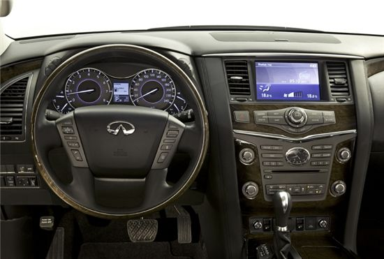인피니티 새 SUV '올 뉴 인피니티 QX' 판매 시작