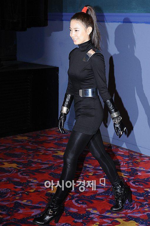 [포토]한빛효영 '당당하게'