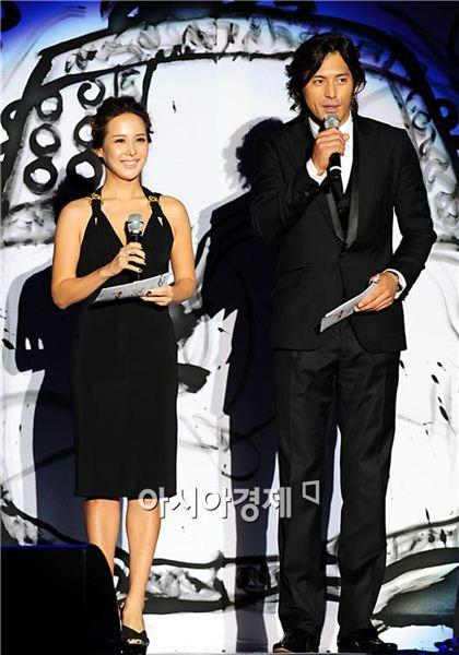 Oh Ji-ho and Jo Yeo-jeong [Park Sung-ki/Asia Economic Daily]