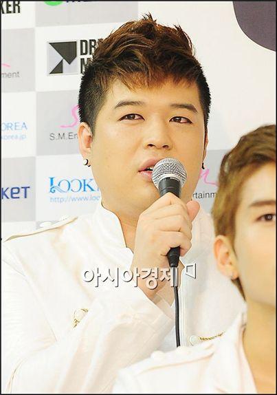 Super Junior member Shindong [Asia Economic Daily]