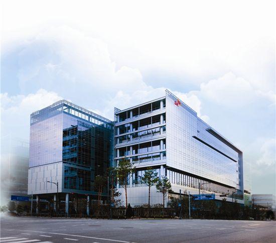 친환경건축물인증제 본심사에서 사상 최고 점수인 110점을 받은 'SK케미칼 연구소'
