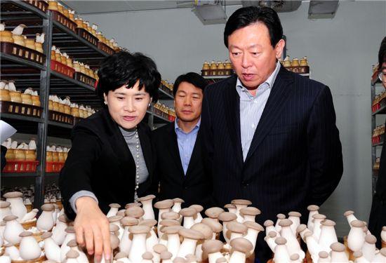 신동빈 롯데 부회장, 협력사 동반성장 진두지휘