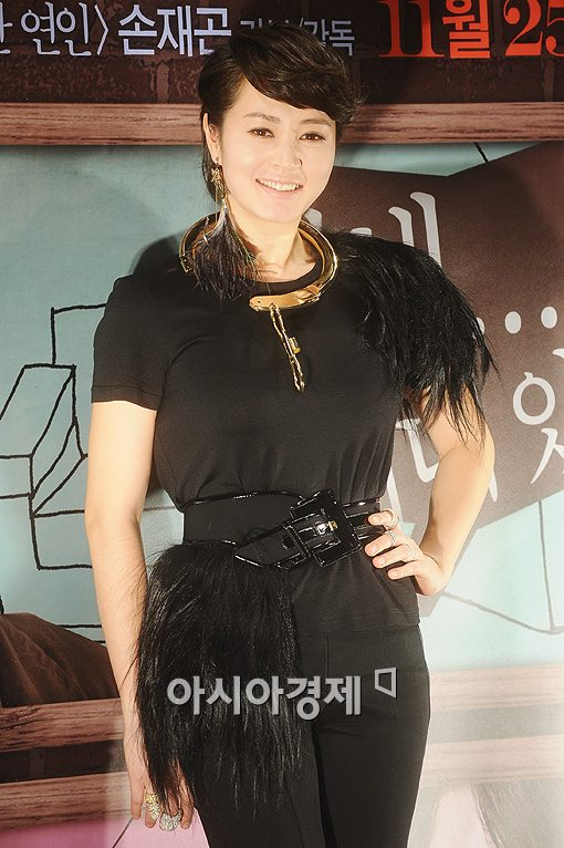 [포토]김혜수, 화려한 패셔니스타