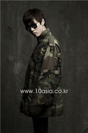 Koxx member Shaun [Lee Jin-hyuk/10Asia]