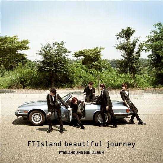 "FT Island's 2nd mini-album ""beautiful journey"" [FNC Music]"