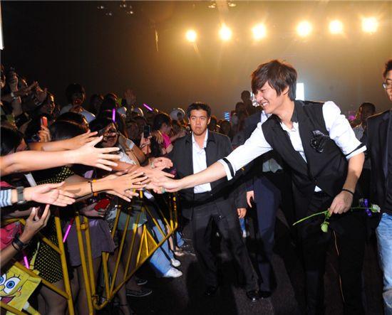 Actor Lee Min-ho [Starhaus Entertainment]