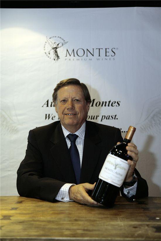 ▲아우렐리오 몬테스 CEO