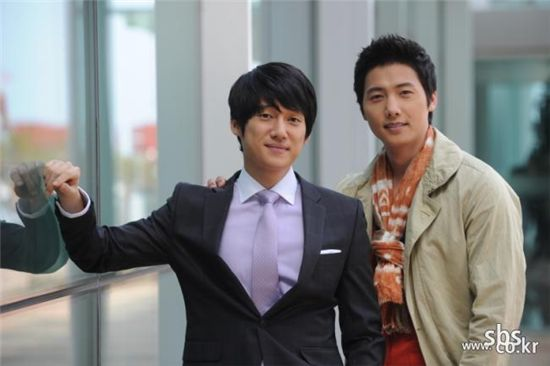 """A scene from """"Beautiful Life"""" [SBS]"""
