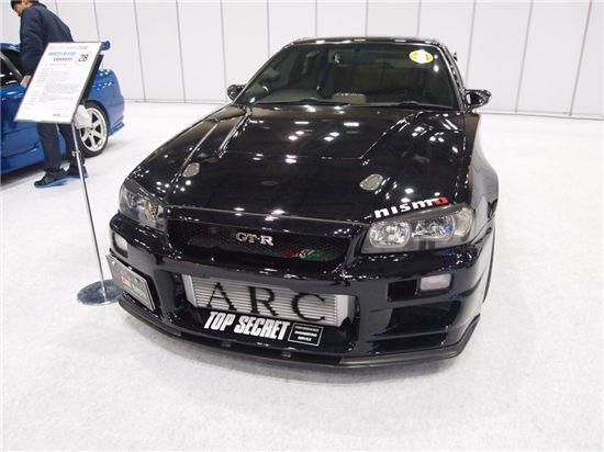 ▲닛산 스카이라인 GTR-34 2002년식