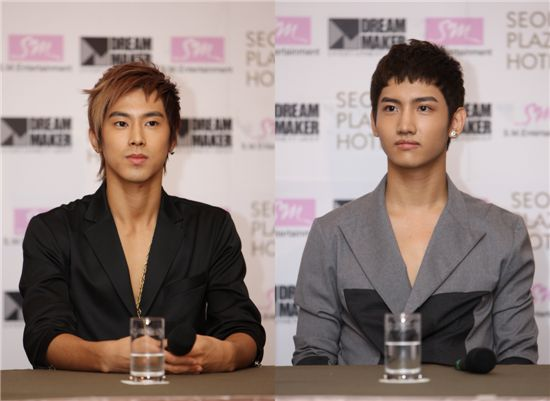 U-Know Yunho and Max Changmin [SM Entertainment]