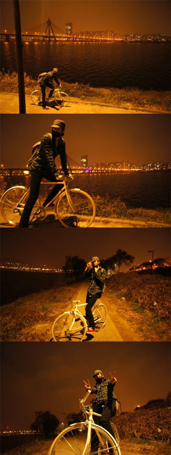 배우 이민호, '폭력 추방 캠페인' 트위터로 앞장서다