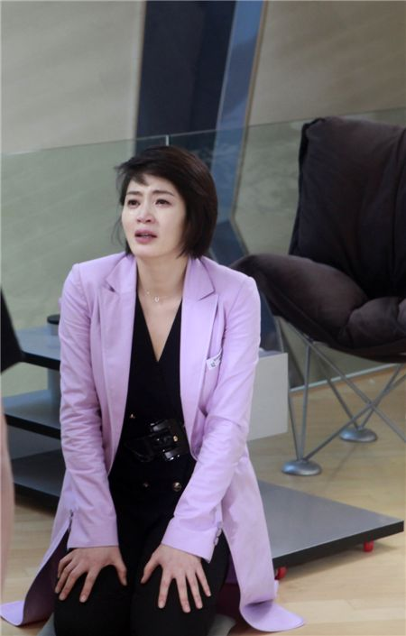 드라마 '즐거운 나의 집'의 김혜수