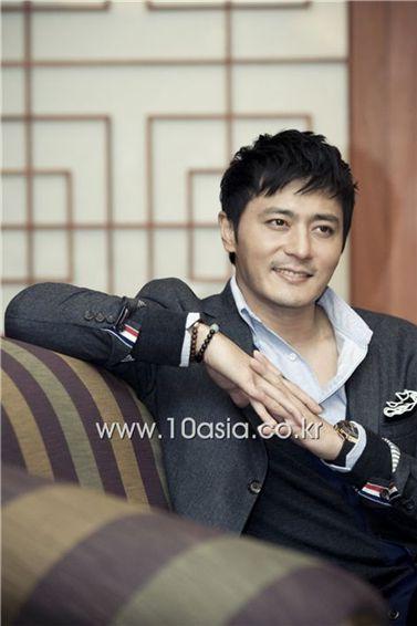 Jang Dong-gun [Lee Jin-hyuk/10Asia]