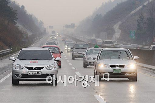 [포토]'연비왕만 따라가면 기름값 걱정 끝!'