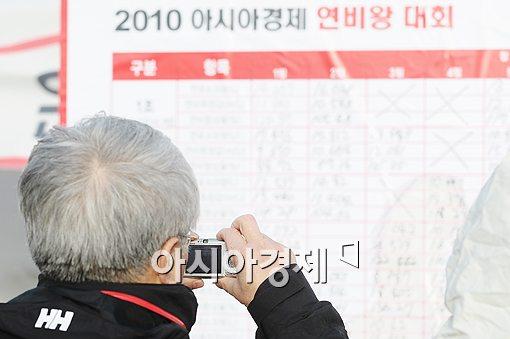[포토]'내 연비는 얼마나?'
