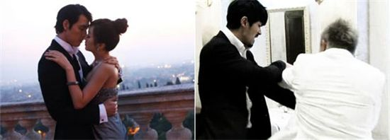 "Scenes from SBS TV series ""Athena"" [SBS]"
