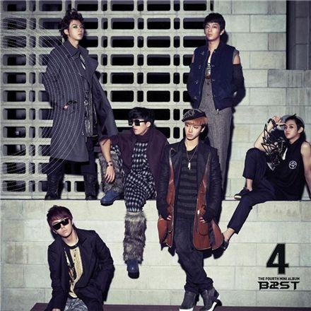 Korean boy band BEAST [Cube Entertainment]