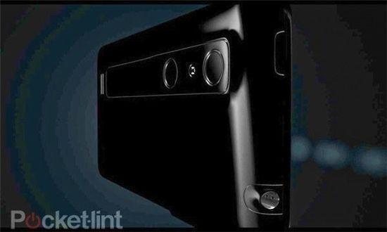 2개의 카메라를 내장해 3D 사진과 동영상을 촬영할 수 있는 LG전자의 '옵티머스3D'