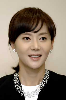 Actress Yum Jung-ah [MBC]