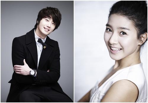 Jung Il-woo (left) and Kim So-eun [Jeonju International Film Festival]