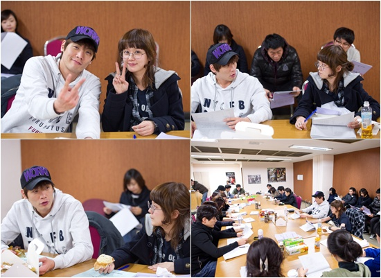 """Cast of upcoming KBS series """"Baby Faced Beauty"""" [EM.COM]"""
