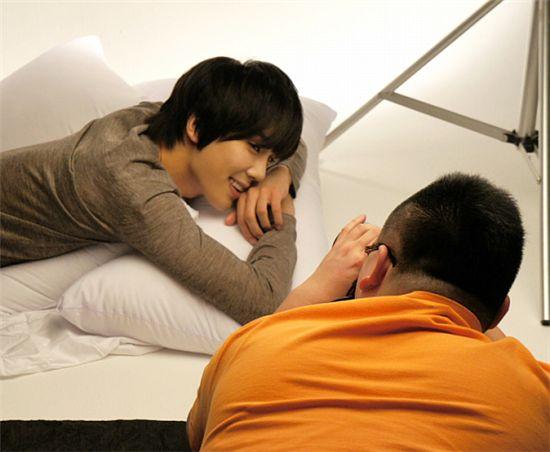 Park Jung-min (left) [CNR Media]