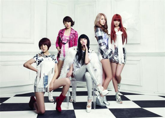 4minute [Cube Entertainment]