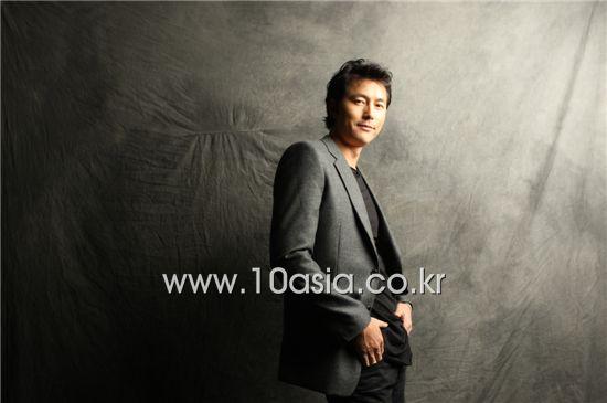 Actor Jung Woo-sung [Chae Ki-won/10Asia]