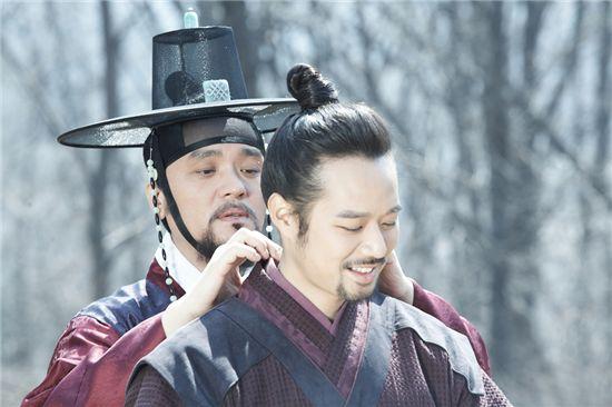"TV series ""The Duo"" [MBC]"