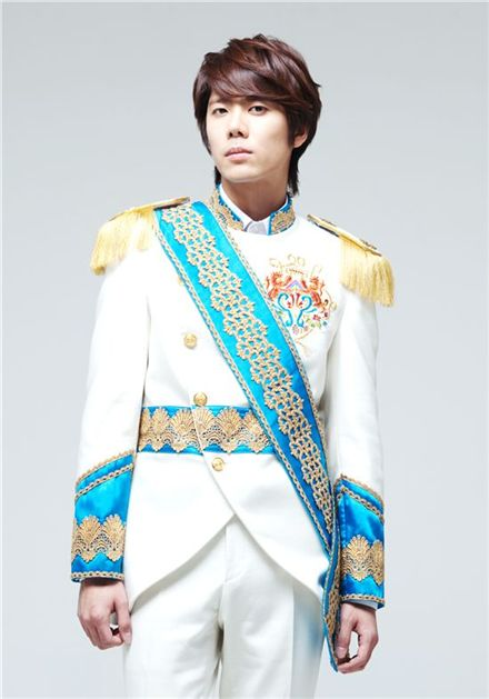 "SS501 Kim Kyu-jong in musical ""Goong"" [Group 8]"