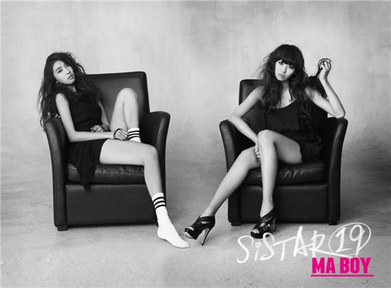 "SISTAR sub-group ""SISTAR19"" [Starship Entertainment]"