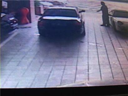 Scene from CCTV footage [Sidus HQ]