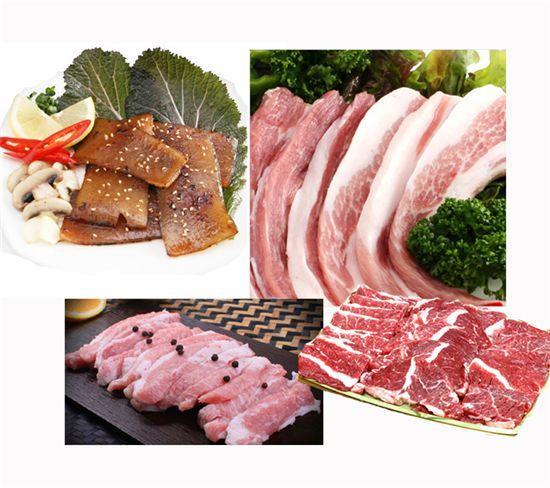 ▲돼지고기가 지방 섭취의 주요 원인으로 나타났다.[사진=아시아경제DB]