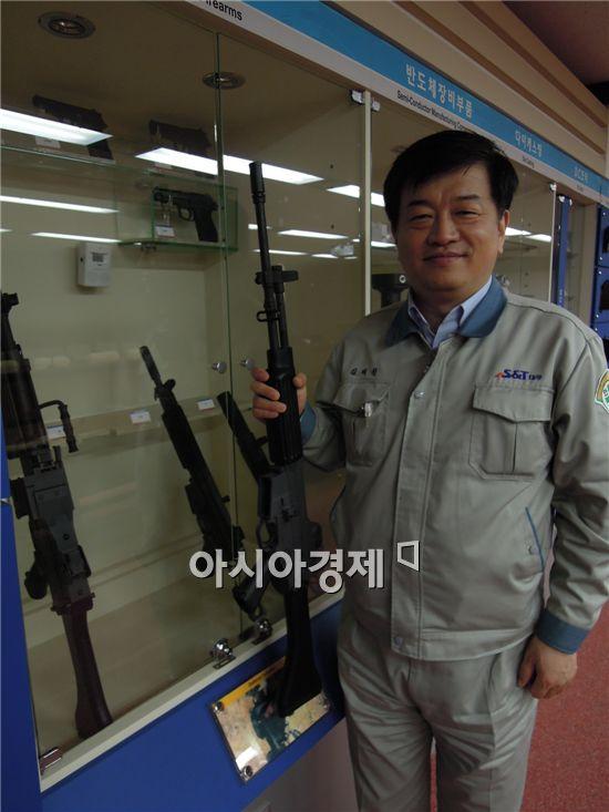 """""""K11복합형소총 올해 전력화 문제없다"""""""
