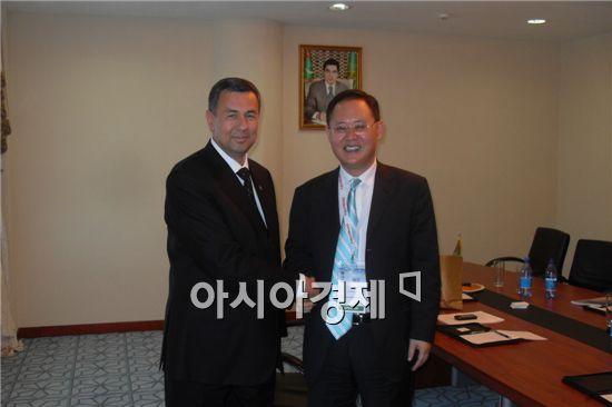 투르크메니스탄 에너지·인프라 협력 강화키로