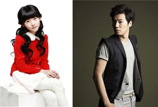 Kim Sae-ron (left) and Lee Chun-hee [N.O.A Entertainment]