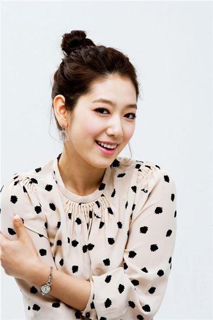 Korean actress Park Shin-hye [4HIM Entertainment]