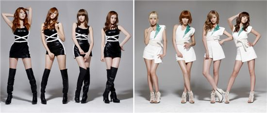Girl group After School [Pledis Entertainment]