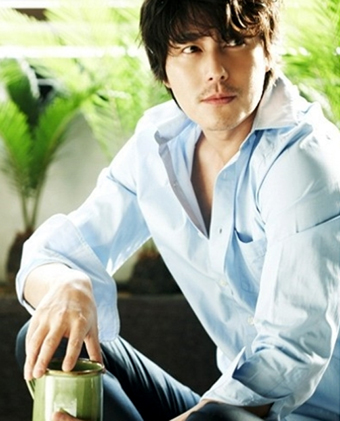 Jung Woo-sung [Baggat]