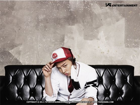 Big Bang member G-Dragon [YG Entertainment]