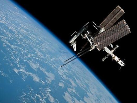 ▲ 미국 항공우주국(NASA) 홈페이지: 인공위성 이미지 (해당 기사 내용과는 무관)