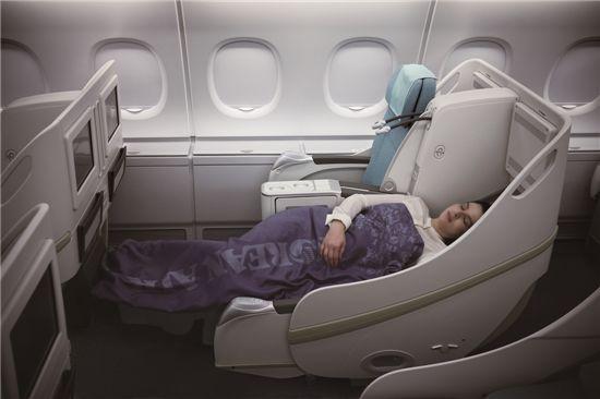 A380 프레스티지 클래스(비즈니스 클래스)