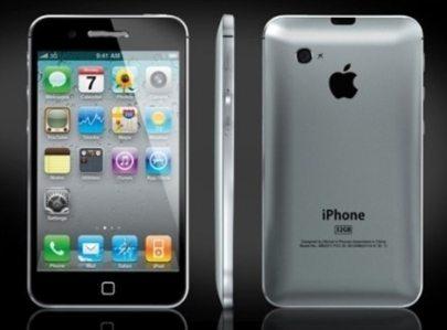 애플 '아이폰5' 예상 이미지