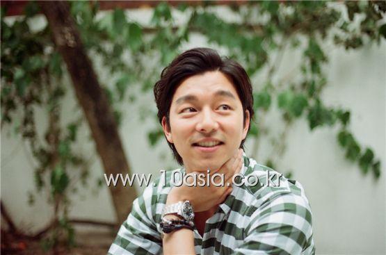 Gong Yoo [Beck Una/10Asia]