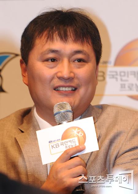 이상범 KGC 감독, 남자 농구대표팀 사령탑 선임