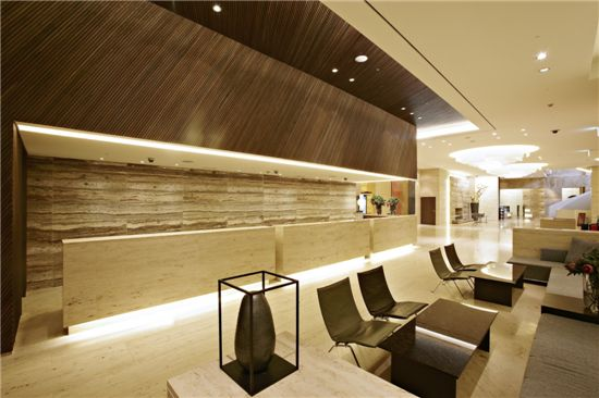 서울팔래스호텔, '2011 대한민국 디자인대상' 국무총리상 수상