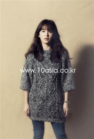 Song Hye-kyo [Lee Jin-hyuk/10Asia]