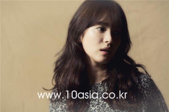 Song Hye-kyo [Lee Jin-hyuk/10Asia]