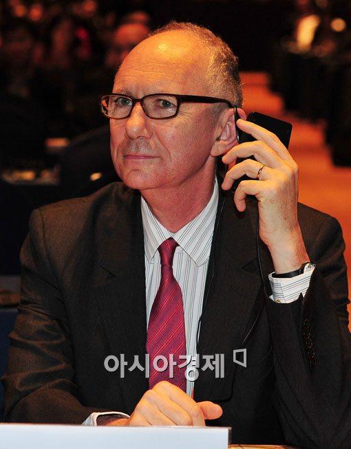 [포토] 한국 찾은 아나톨 칼레츠키